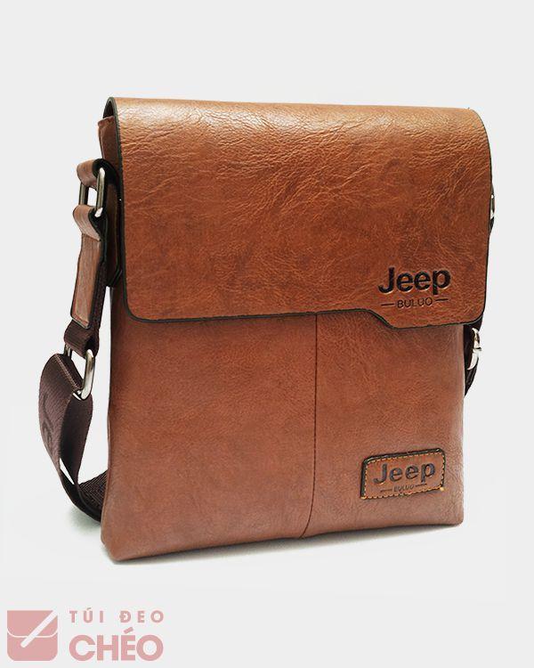 Túi Đeo Chéo Nam Jeep TJ3V