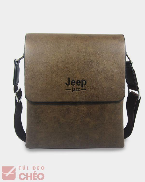 Túi Đeo Chéo Nam Jeep TJ6V