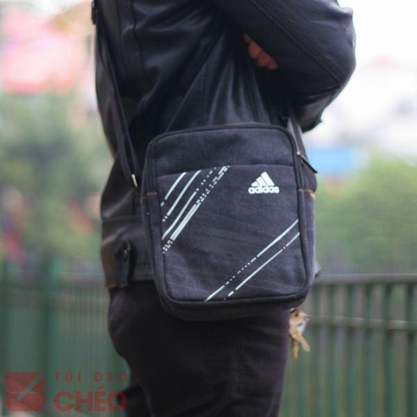Túi Đeo Chéo Vải Adidas TV3T