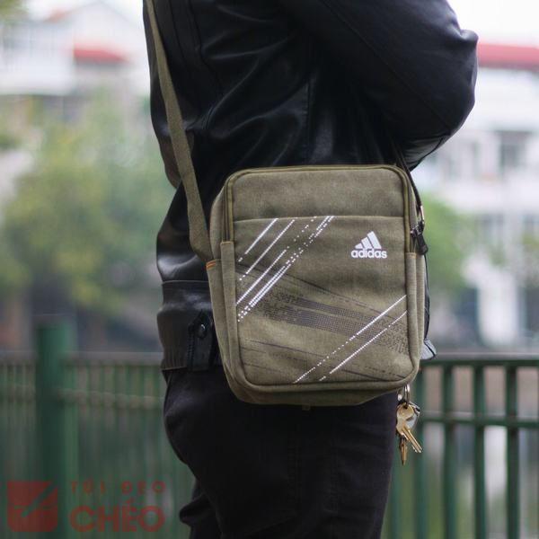 Túi Đeo Chéo Vải Adidas TV3XR